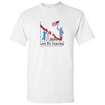 Las Biz Standing – Men's T-shirt