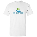 I'm Entitled – Men's T-shirt