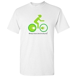 Wheely Green – T-shirt