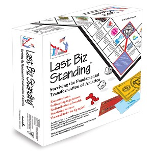 Last Biz Standing - The Game