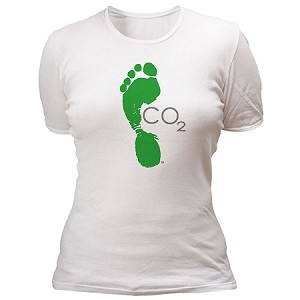 Carbon Footprint – Women's T-shirt